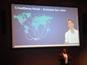 CrowdSense